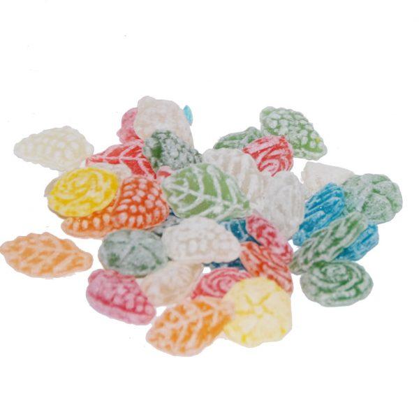 Cajita caramelos flora