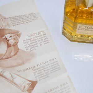 Perfume Joya de Myrurgia