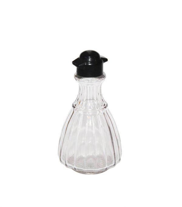 Antigua botella de agua