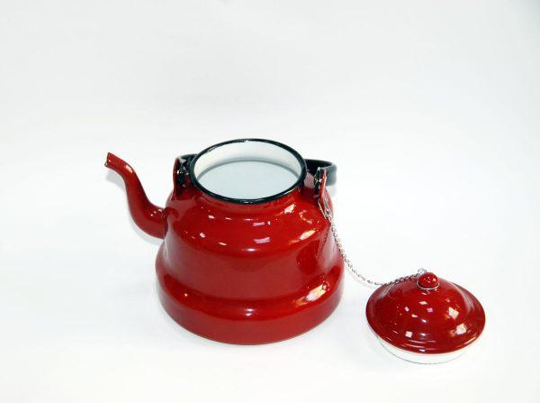 Cafetera pava para hervir agua