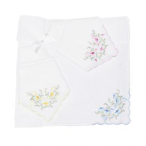 Pañuelo Guasch señora floral