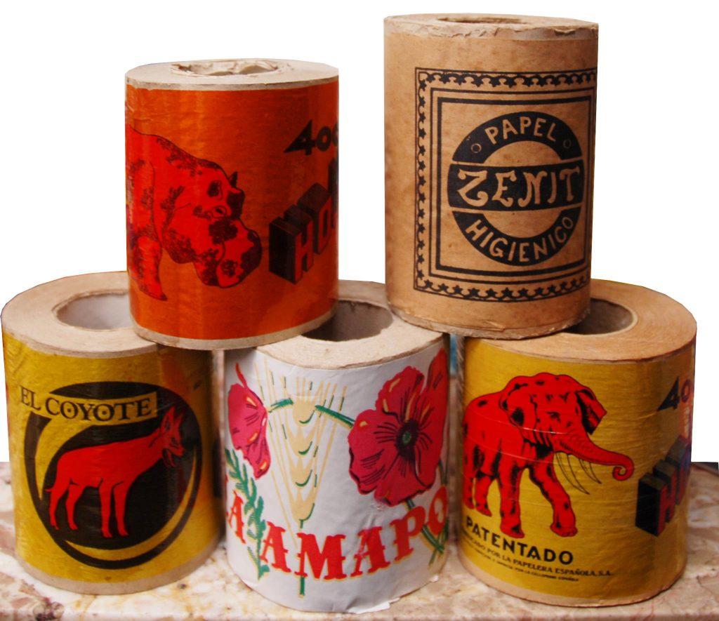 Papel higiénico Elefante