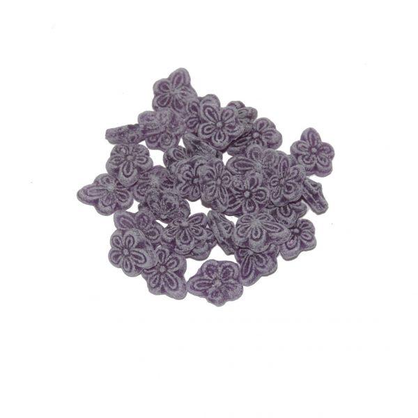 Caramelo clásico violetas