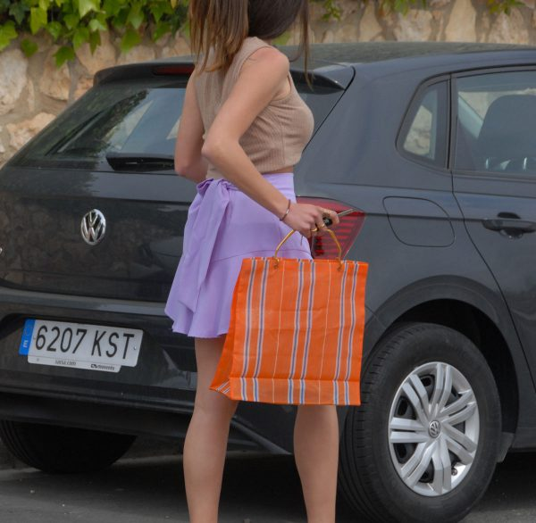 Shopper bag 80s