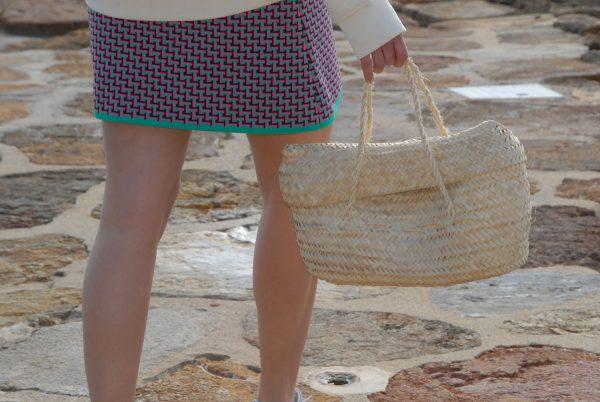 Bolso artesanía de Mallorca