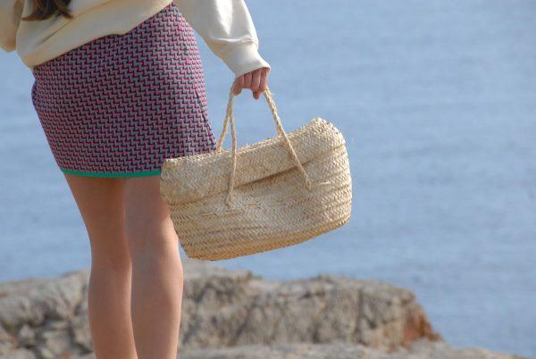 Artesanía de Mallorca bolso verano