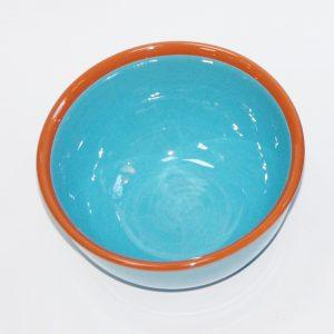 Bol cerámica de Jaén