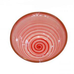Ensaladera cerámica de Bailén