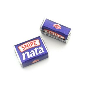Caramelo snipe de nata