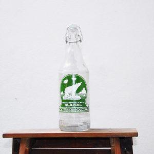 Botella de gaseosa La Esmeralda