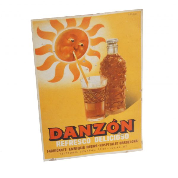 Display Refresco Danzón