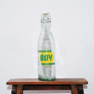 Botella de gaseosa Boy