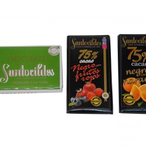 Santocildes chocolates