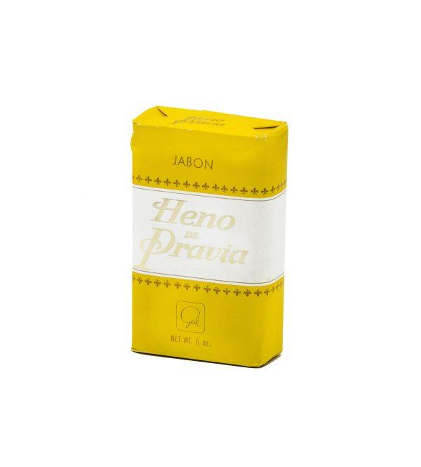 Antigua pastilla de jabón Heno de Pravia