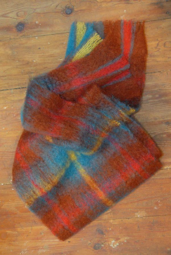 Bufanda Ezcaray Mohair colors