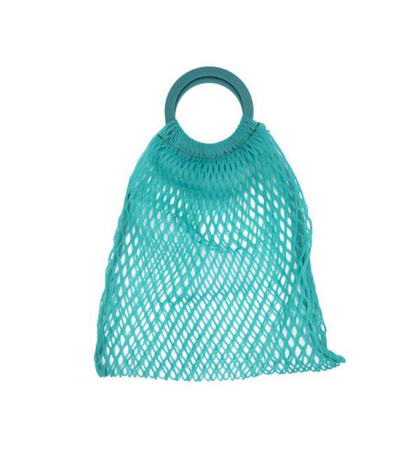 Bolsa de los mandaos verde