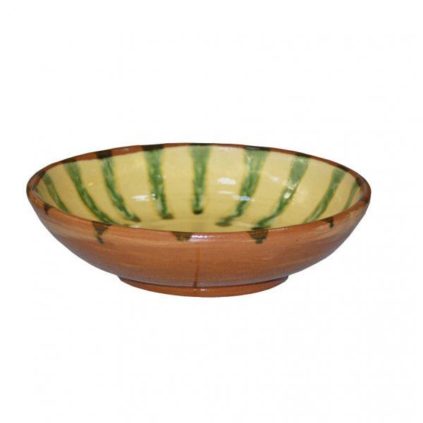 Cuenco cerámica catalana