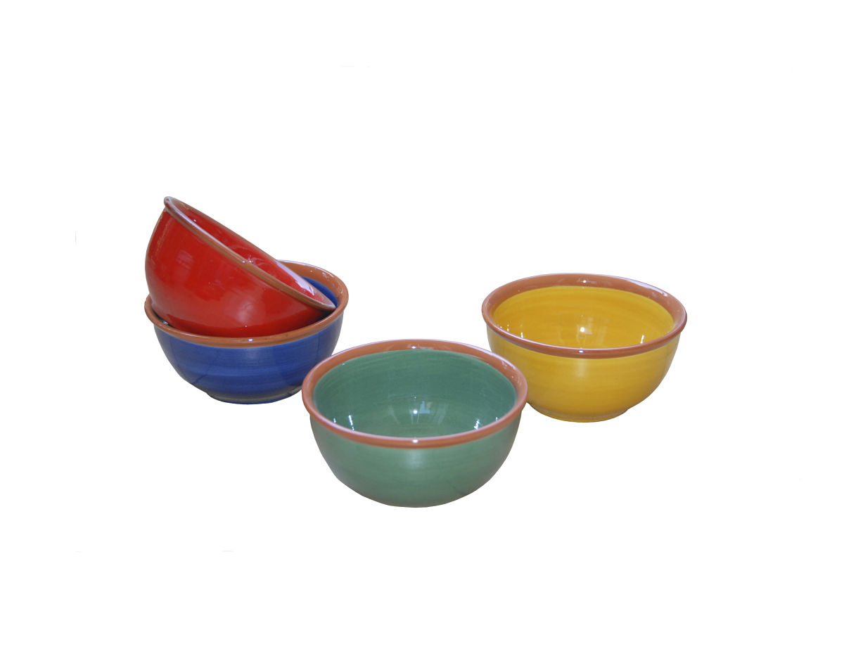 Bol mini cerámica de Jaén