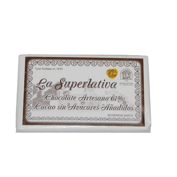 Chocolate La Superlativa