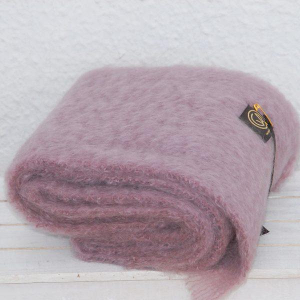 Ezcaray bufanda lila