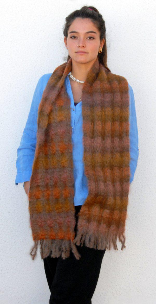 Ezcaray foulard Mía