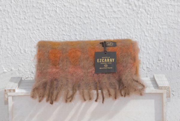 Bufanda Ezcaray mohair y lana