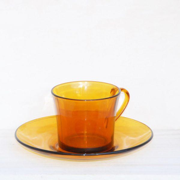 Duralex taza de café con leche