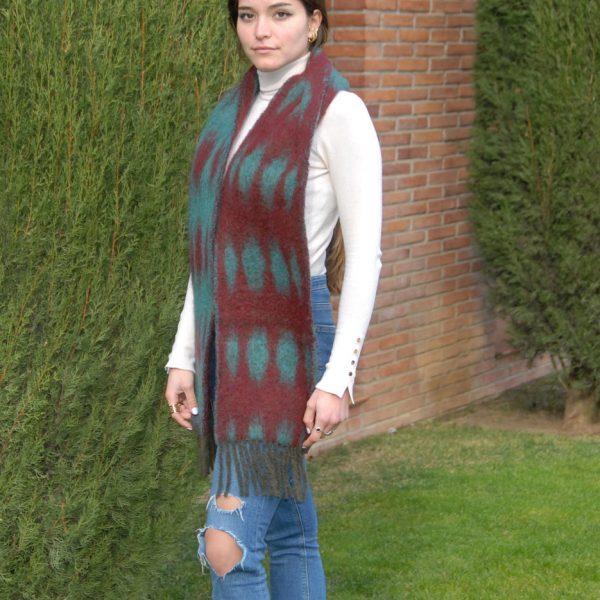 Ezcaray foulard Africa grante