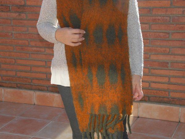 Ezcaray foulard mohair africa